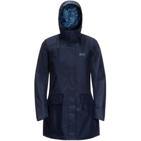Jack Wolfskin Cape York Coat Women midnight blue